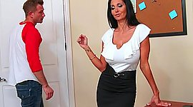 My provocative patriarch Ava Addams