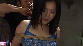 Inexperienced Asian cuties come into..