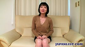 Asian milf Eri Kawasaki is pissed and..