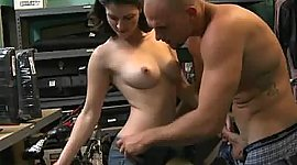 Big sweetmeat and fcial ejaculation..