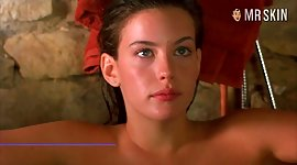 Au naturel Liv Tyler and one more..