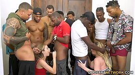 Kiki Daire and her GF are face drilled..