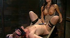 Gia DiMarco spanking her anybody in..